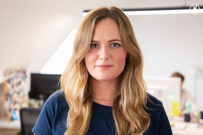 Rencontrez Lucie, Customer Success Manager - Wavy