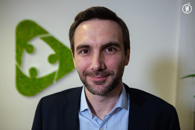 Rencontrez Arnauld, Directeur Général - Proxiteam