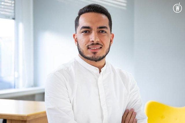 Rencontrez Jawad, Chargé de clientèle - Ecodrop
