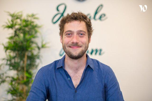 Rencontrez Benjamin, CEO - Uni-CE