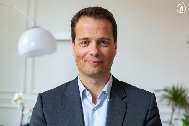 Rencontrez Laurent, Directeur Epsa Operations & Procurement - EPSA GROUPE