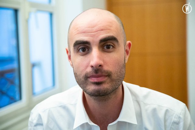 Meet Benjamin, Co fondateur & CEO - SimpliField