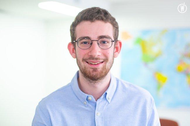 Rencontrez François, Strategy & Operations Manager - PMU Partenaire