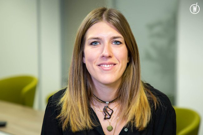Rencontrez Aurore, Brand Content Manager - Smile & Pay