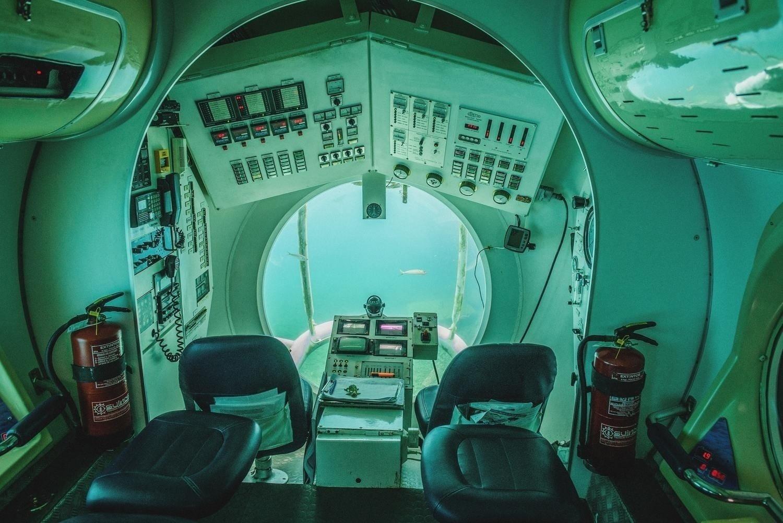 Jak přežít izolaci: zkušenosti z ponorky