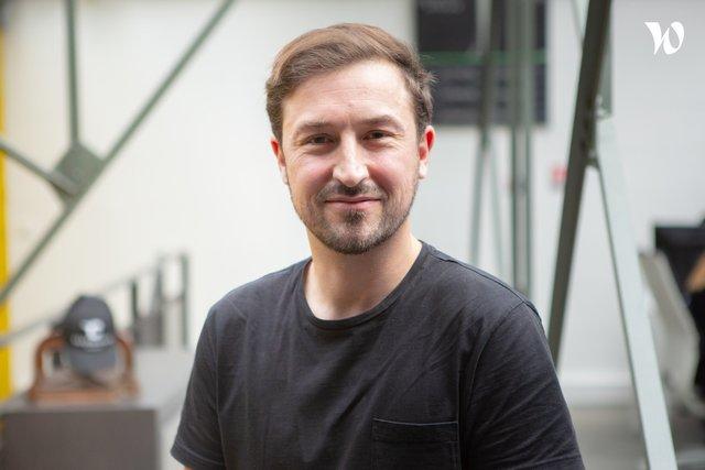 Rencontrez Benjamin, CMO - Coursier.fr