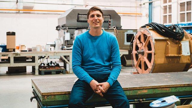 Viktor Šporcr, Technolog kvality - Siemens - závody