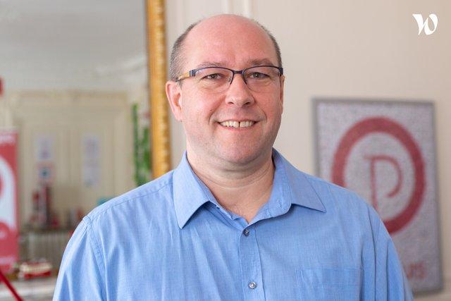 Rencontrez Antoine, Chef de projet Technique ERP - Prerequis