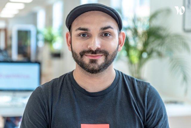 Rencontrez Ruben, Head of Marketing - Eventdrive