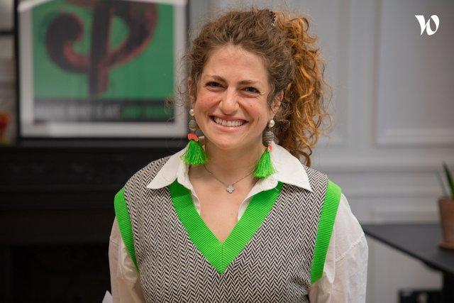 Rencontrez Stéphanie, Brand Manager - JAB