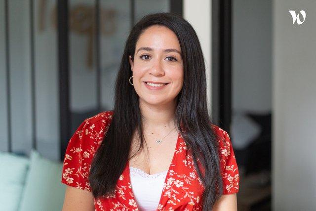 Rencontrez Khalida, Account Manager - Teeps