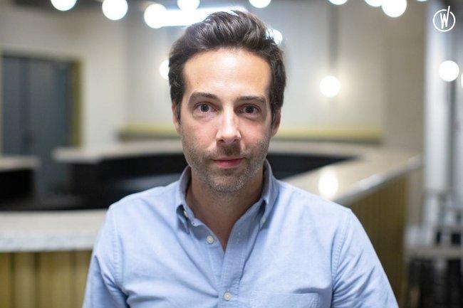 Rencontrez Gregory, CEO - Ticketac