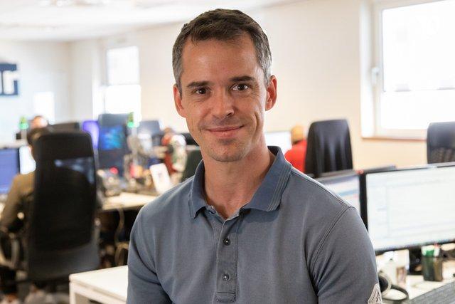 Rencontrez Benoit, CEO  - Active Développement