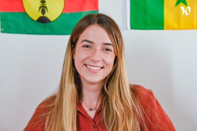 Rencontrez Tina Gonzalez, Chef de Projet - Syartec