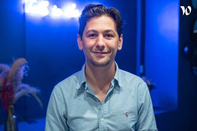 Rencontrez Hugo, Team Leader  Business Developper - Foll-ow