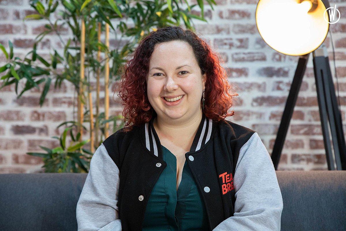 Rencontrez Soraya Mounir , Responsable Game Design Team Break  - Team Break