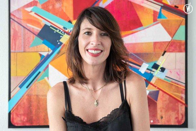 Rencontrez Tiffany, Co-fondatrice  - Trésoria