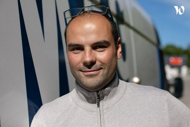 Rencontrez Michel, Responsable Technique service Serrurerie  - Sky'Inlab