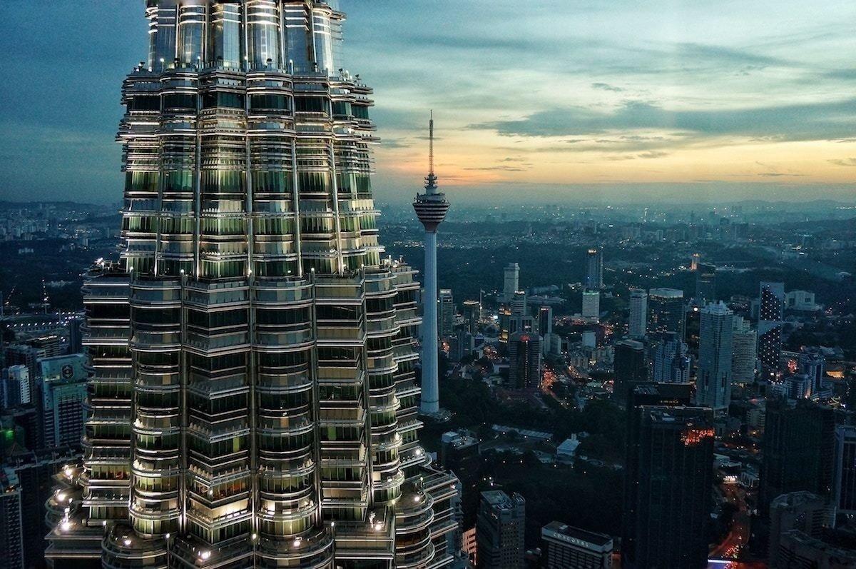 Práca v Kuala Lumpur