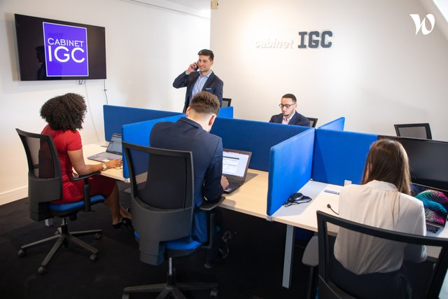 Cabinet IGC