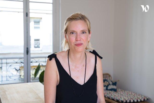 Rencontrez Cécile, Responsable de Pôle Editorial  - The Editorialist