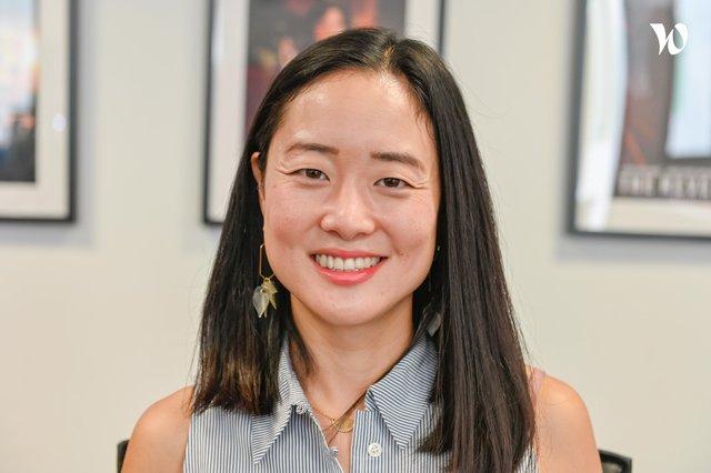 Rencontrez Jooree Cho Honore Formatrice et chargee de support client - Syartec