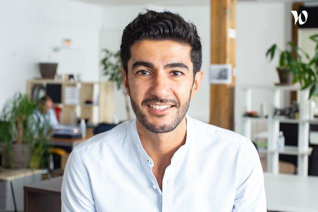 Rencontrez Yahya, Co-fondateur & formateur - Seven