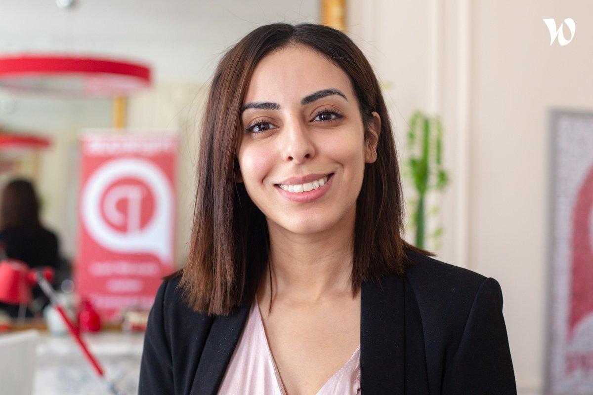 Rencontrez Samira, Consultante PMO - Prerequis