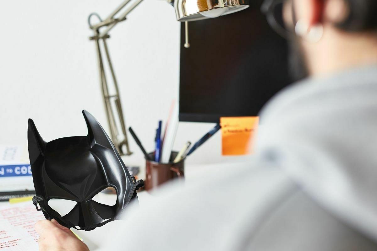 Efecto Batman: cómo usar un 'alter ego' en el trabajo