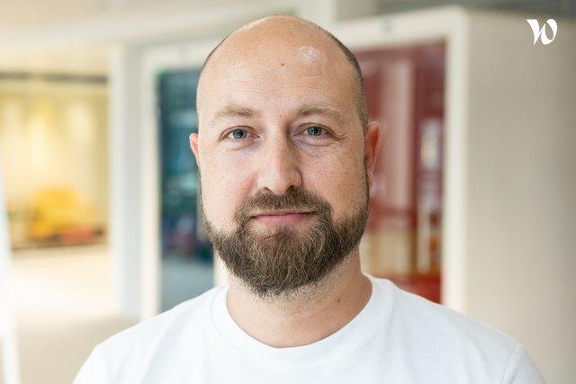 Rencontrez Philip, Head of engineering - Kinetix