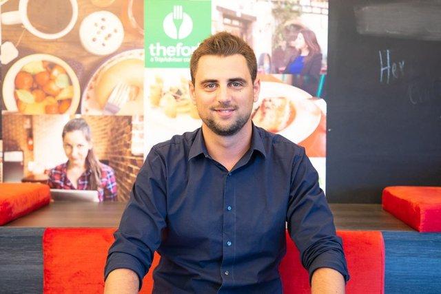 Conoce a Matthieu, Inside Sales Manager - ElTenedor