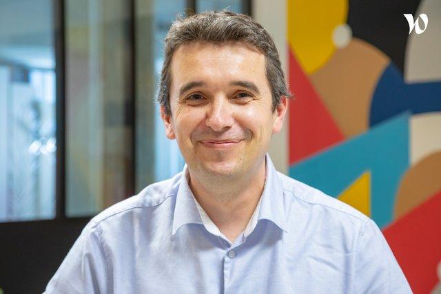 Rencontrez Stéphane, Directeur de l'assistance - Fulll