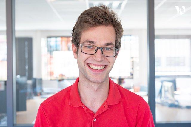 Rencontrez François, Développeur - Citegestion