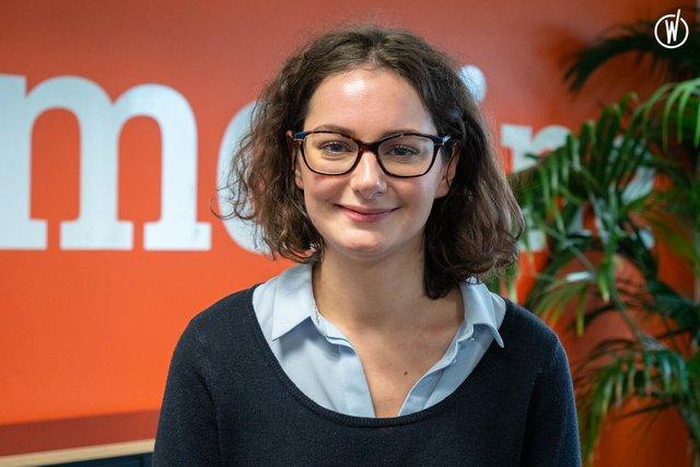 Rencontrez Mélanie, Chargée de recrutement - emagine
