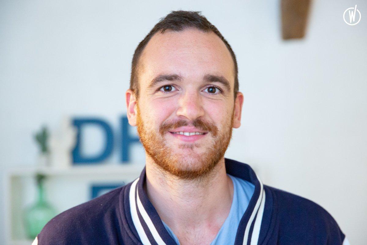 Rencontrez Lorenzo, Media Partner Manager - Dreamin