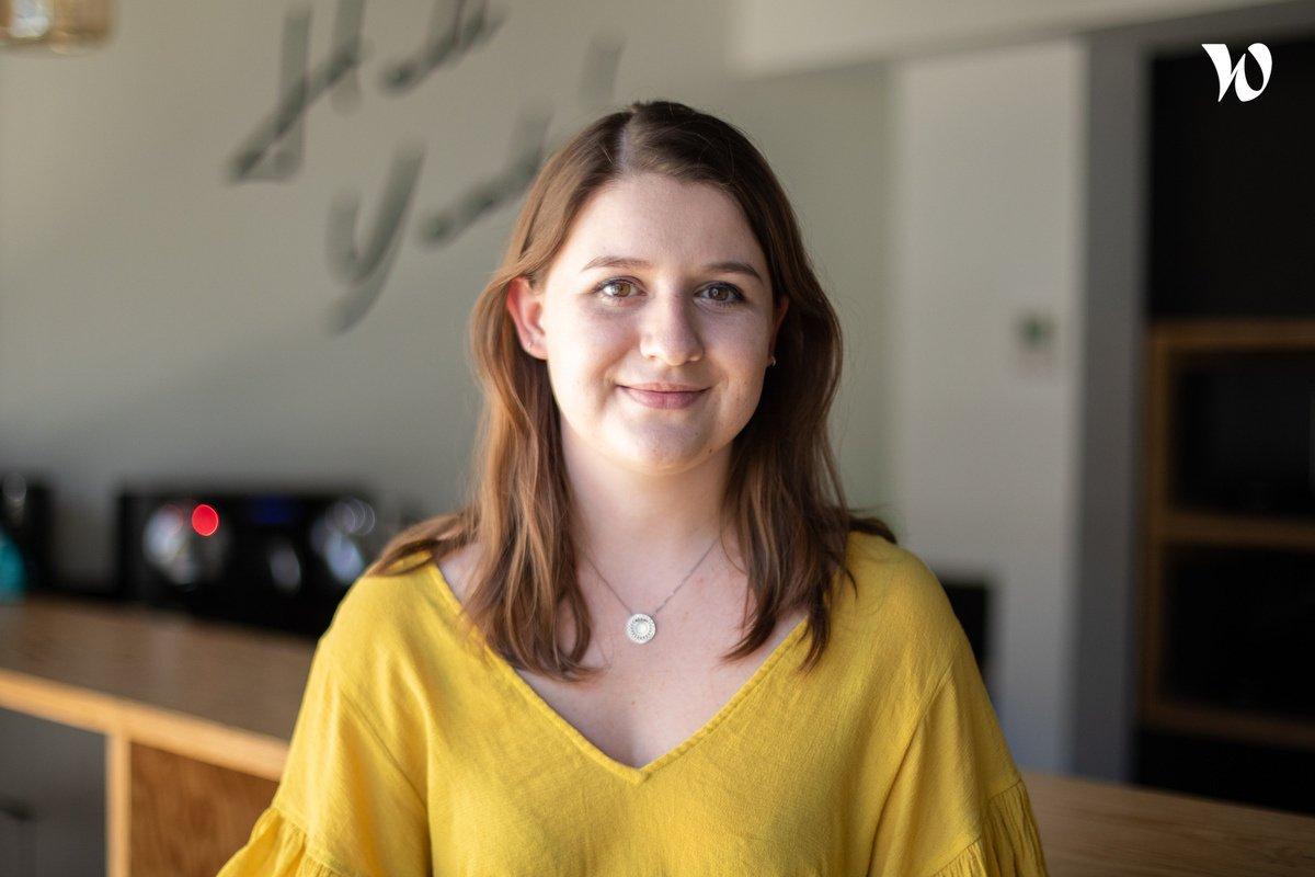Rencontrez Aurélie, Talent Acquisition Manager - AssessFirst