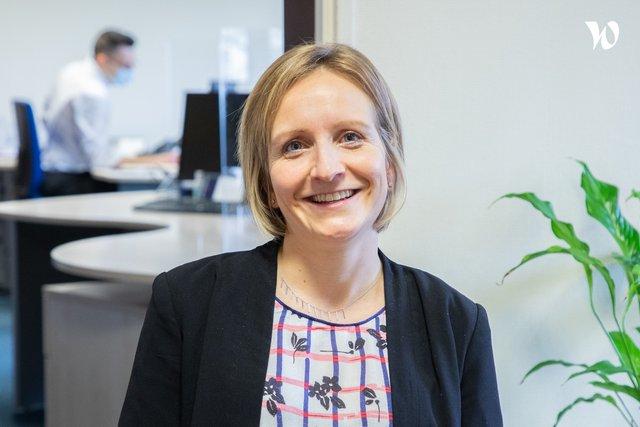 Rencontrez Karine, Expert comptable - Sadec Akelys