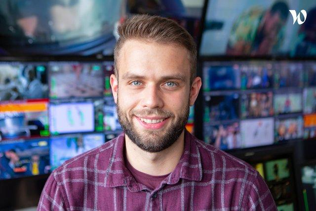 Rencontrez Lucas, IT Manager - Trace