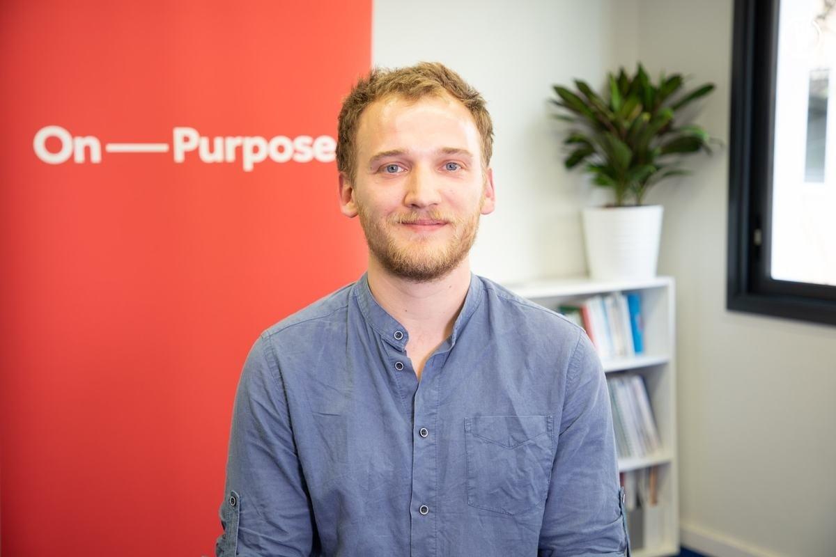 Rencontrez Matthieu, Associé - On Purpose