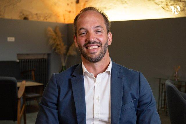 Rencontrez Christopher, Directeur France - RDT Ingénieurs