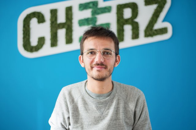 Rencontrez Julien, Développeur Android - Cheerz