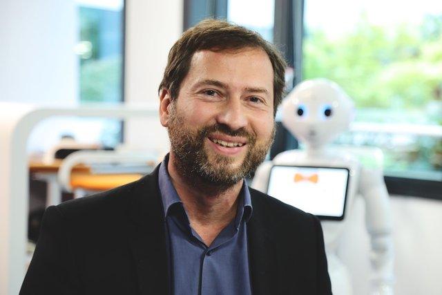 Rencontrez Stéphane, Directeur Experience Design - Avanade France