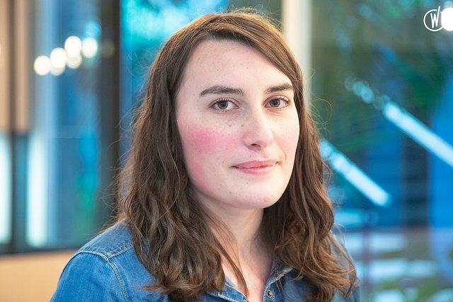 Rencontrez Adeline, Développeuse - Exo Partners