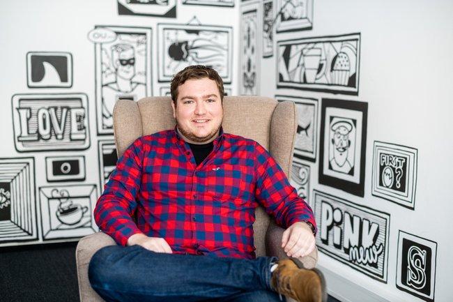 Matěj Peroutka, Business Director - Socialsharks