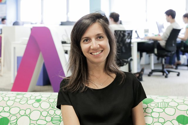 Meet Julie, Co-Managing Director - Viva Technology