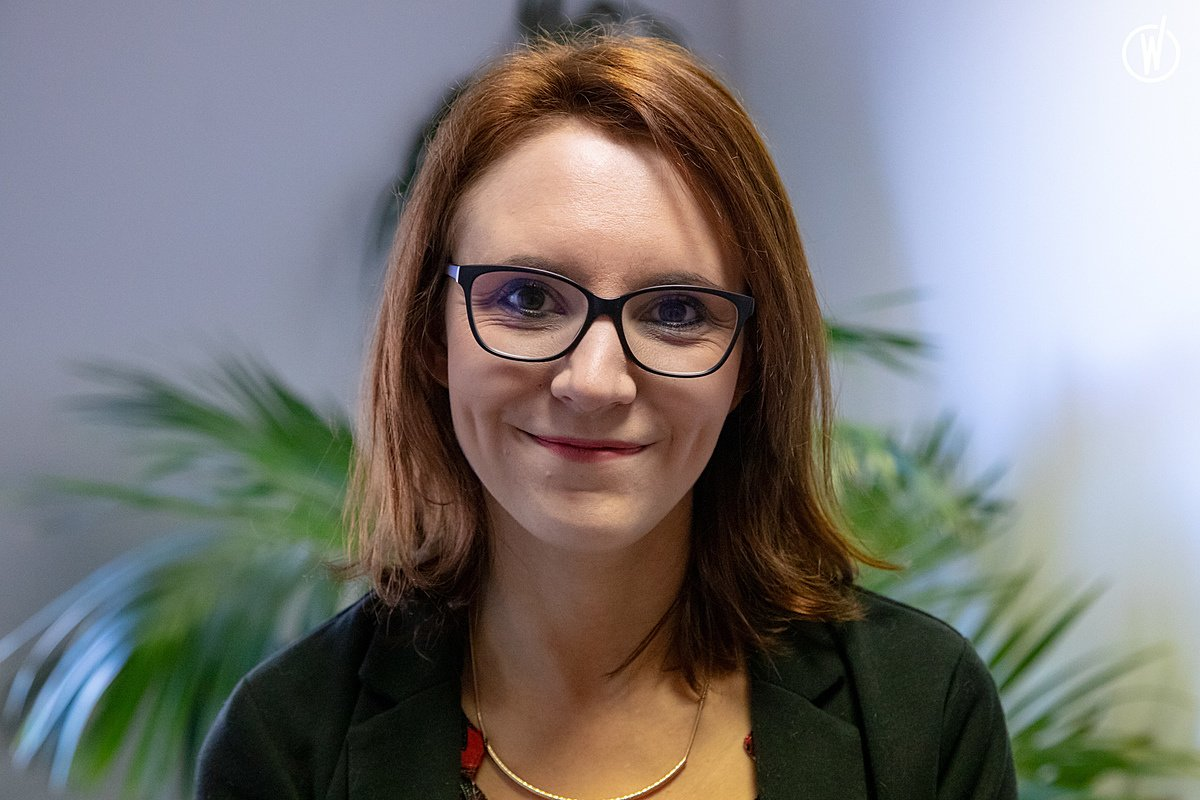 Rencontrez Sara, Consultante  - ERIVA