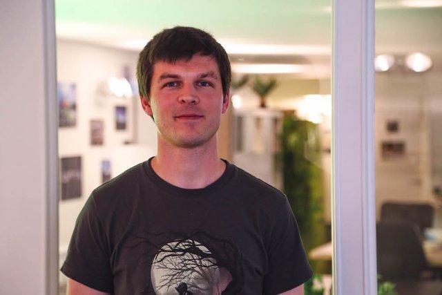 Rencontrez Martin, Developer – R&D team - Limonetik