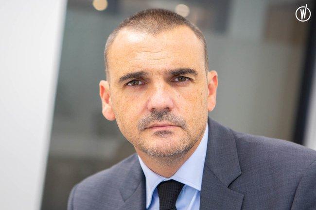 Rencontrez Stéphane, Directeur Commercial et Marketing - Paritel