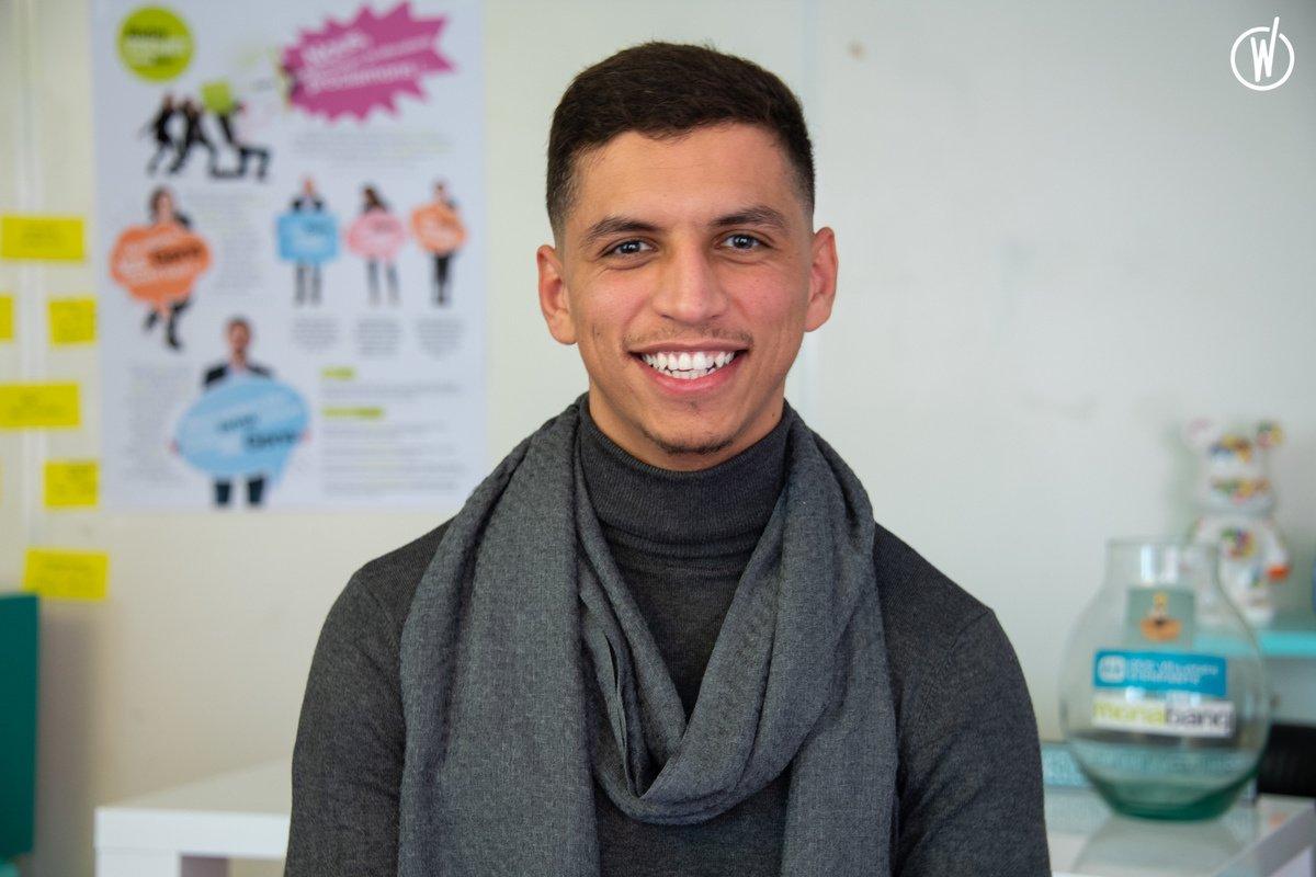 Rencontrez Karim, Conseiller Expert - Monabanq