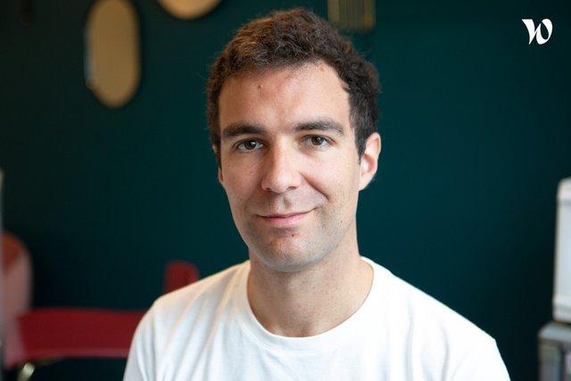 Rencontrez Maxime, Co-fondateur & Directeur général - Elmut